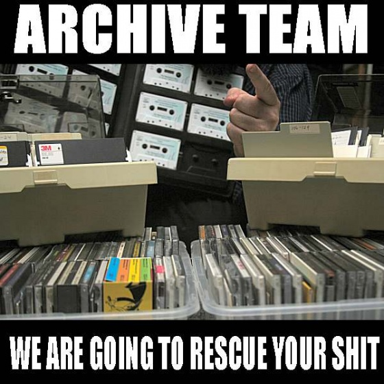 Archive Team - Open Collective